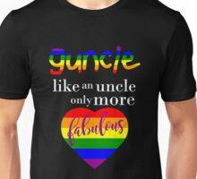 Guncle Fabulous Unisex T-Shirt