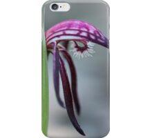 ~ Red-beak Orchid ~ iPhone Case/Skin