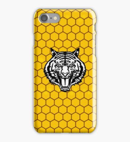 ice tiger iPhone Case/Skin