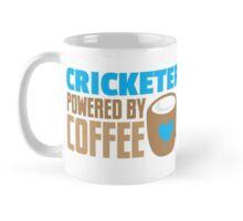Cricketer powered by coffee Mug