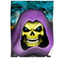 Masters of the Universe Skeletor Poster