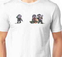 Choke on 'em! Unisex T-Shirt
