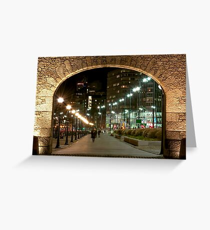 Arch Greeting Card