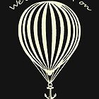 Modest Mouse Float on With Balloon by shameshame