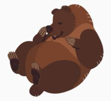 Kodiak Bear by ughrome
