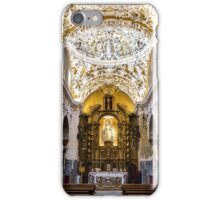 Santa Maria la Blanca - Sevilla iPhone Case/Skin