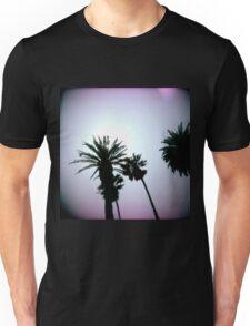 Holga Palms Unisex T-Shirt