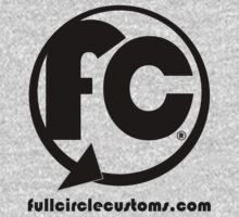 Full Circle Custom Computers and Services Baby Tee
