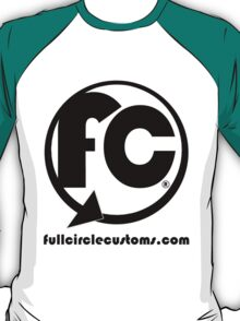Full Circle Custom Computers and Services T-Shirt
