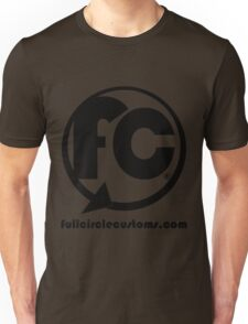 Full Circle Custom Computers and Services Unisex T-Shirt