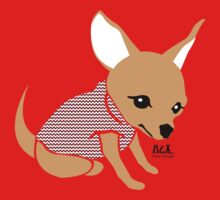 Chihuahua One Piece - Short Sleeve