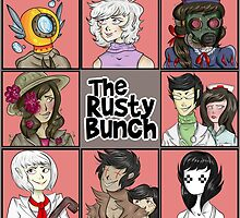 The Rusty Bunch by Olivia Dierker