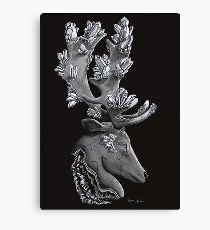 Diamond In The Rut Canvas Print