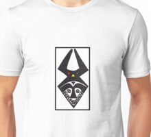 Animal Mask from Congo's Bapende Tribe Unisex T-Shirt