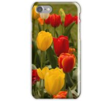 Mixed Tulips iPhone Case/Skin