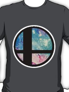 Galactic Smash Bros. Final destination T-Shirt