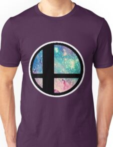 Galactic Smash Bros. Final destination Unisex T-Shirt