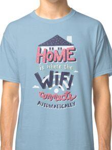 Home Wifi Classic T-Shirt