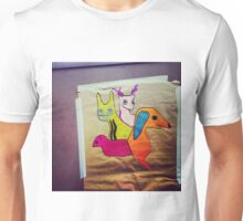 Primary yodo Ono  Unisex T-Shirt