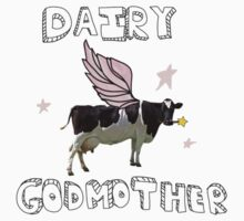 Dairy Godmother One Piece - Short Sleeve