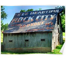 See Rock City Poster