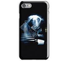 The Spiral Staircase iPhone Case/Skin