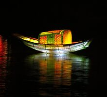 The Littlest Boat by Sandra Fortier