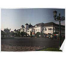 Central Bank, Yogyakarta Poster