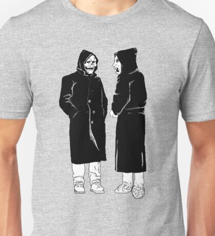 brand new - the devil and god  Unisex T-Shirt