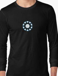 arc reactor shirt Long Sleeve T-Shirt