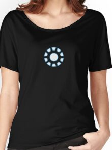 arc reactor shirt Women's Relaxed Fit T-Shirt