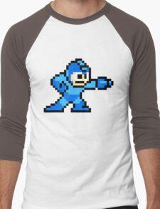 Mega Man game shirt Men's Baseball ¾ T-Shirt