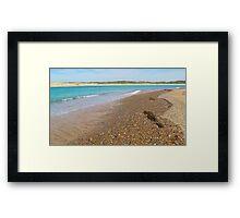 Farquhar Inlet - Manning River. Framed Print