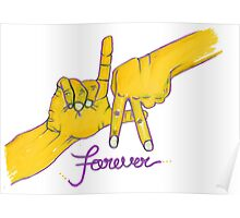 Lakers Forever Poster