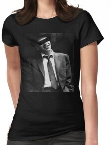 unidentified Frank Sinatra Womens Fitted T-Shirt