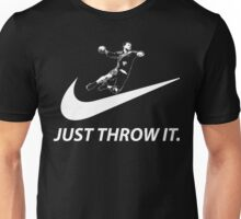 Handball Just Throw It  Unisex T-Shirt