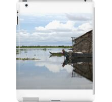 Reflection of South East Asia iPad Case/Skin