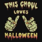This Ghoul Loves Halloween by GUS3141592