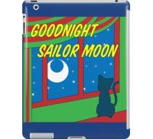 Goodnight Sailor Moon iPad Case/Skin