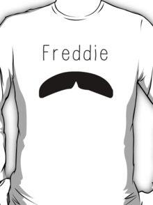 Freddie Mercury Mustache Art T-Shirt