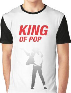 Michael Jackson - King Of Pop Shirt Graphic T-Shirt