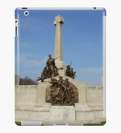 War memorial iPad Case/Skin