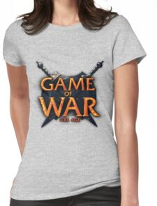 Game of War Womens Fitted T-Shirt