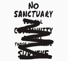No sanctuary  by icedtees