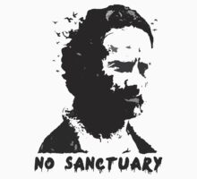 No Sanctuary by Francis O.
