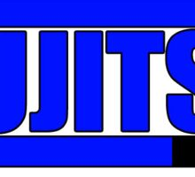 BJJ Blue Belt Sticker