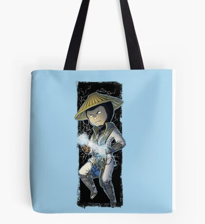 Mortal kombat • Raiden Tote Bag