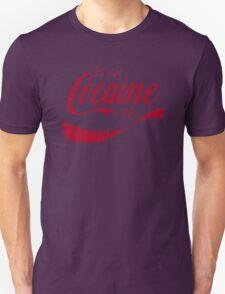Cocaine 80's Unisex T-Shirt
