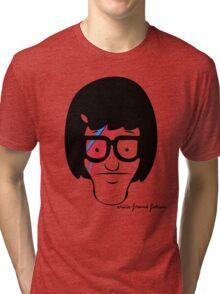 Tina Belcher Tri-blend T-Shirt