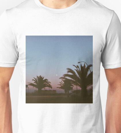 Sunset + Moon Unisex T-Shirt